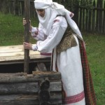 Lietuvių tautinis kostiumas(nuotraukos)