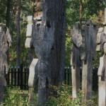 Aptarta padėtis etnografinėse kapinėse