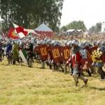 ŽALGIRIUI – 600. Istoriniai mūšiai Lietuvos Didžiosios Kunigaikštystės raštijoje