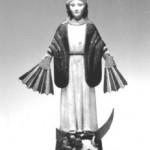 Religinė sintezė: Marijos ir pagoniškųjų deivių tapatinimas