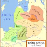Baltų karyba viduriniame ir vėlyvajame geležies amžiuje(3)