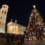 Kalėdų eglė – svetimos kultūros palikimas