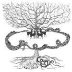 Senovės tikėjimų fragmentai: gyvatė – daugiaprasmis skandinavų mitologijos simbolis