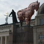 Trojos arklys lietuvių kalbai