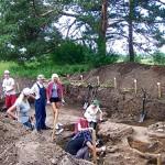 Žvelgaičio piliakalnis atskleidžia istorijos paslaptis