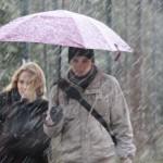 Orai: laukia savaitgalis su šlapiu sniegu