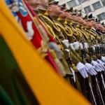Lietuvos kariuomenė švenčia 93-iąsias įkūrimo metines