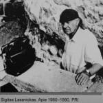 """Apie Sigito Lasavicko meilę Vilniui per radijo laidų ciklą """"Gyvoji istorija"""