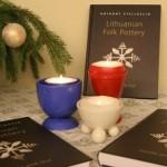 Amerikiečio knyga apie lietuvių tradicinę keramiką