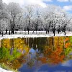 Senolių pastebėjimai apie gruodžio mėnesio orus