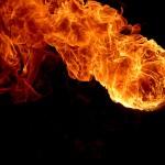 Kaip dega ugnis esant nesvarumui?