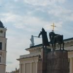 Supažindins su katedros kasinėjimų istorija