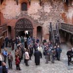 Per krizę šalies muziejų duris varsto mažiau lankytojų