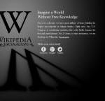"""Ekspertas: """"Wikipedia"""" išjungimas paveiktų Lietuvą"""