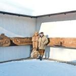 Sukurti skulptūrą netoli Druskininkų paskatino poetas