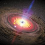 Žemei mažų juodųjų skylių baimintis nereikėtų