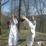 Jorė, Jurginių šventė – Pergubrio šventės atspindys (2)