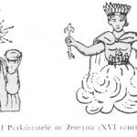 Dievai po Lietuvos dangumi, 1619 metai…
