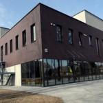 Dusetų miestelio naujas kultūros centras