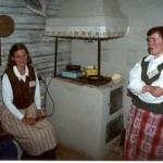 Metų muziejininko vardas – etnologei J. Samulionytei