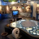 Su Sartų regioniniu parku kviečia susipažinti ekspozicija