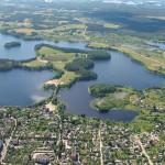 Kurortiniams Zarasams 80 metų: kultūra, sportas ir pramogos prie vandens!