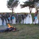 Birželio 22d. Saulėgrįžos šventė ant Pavištyčio piliakalnio