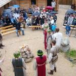 Rasos-Joninės vyko Ožkiniuose, prūsų-jotvingių gyvenvietėje