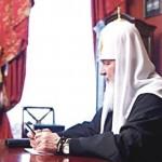 Patriarchas Rusijoje – aukščiau Dievo