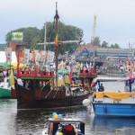 Jūros šventė - be jūrinių dainų ir jūrininkų vakaro