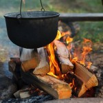 Norėdamas miške kurti laužą – malkas vežkis iš namų