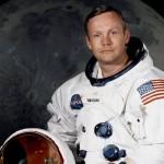 Mirė astronautas N. Armstrongas – pirmasis žmogus, išsilaipinęs Mėnulyje