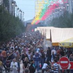 """Greit Vilnius kvies  """"Sostinės dienos 2012"""
