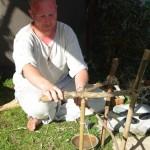 Senųjų amatų dienos Neringoje