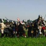 LDK istorinės rekonstrukcijos festivalis Medininkuose