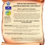 """Tarptautinė konferencija """"Matomi ir nematomi laiko ženklai"""""""