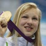 R. Meilutytei – antrasis pasaulio taurės varžybų auksas ir bronza