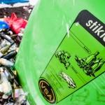 Prasčiausiai lietuviai rūšiuoja plastiką, geriausiai – stiklą