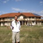 Šiaudinis namas: nuo pomėgio iki populiarėjančio verslo
