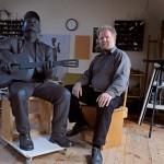 Nauja skulptūra Vilniuje neš sėkmę ją palietusiems