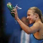 Pasaulio rekordas Rūtai Meilutytei vertingesnis už aukso medalį