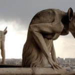Viduramžių groteskas: gargolos ir chimeros