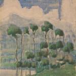 Belgijoje bus pristatyta didžiausia visapusiškai M. K. Čiurlionio kūrybą pristatanti paroda