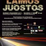 Vilniuje Rudens lygiadienis LAIMOS JUOSTOS (2013)