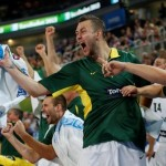 Lietuva – Kroatija 77:62, sidabras jau mūsų!