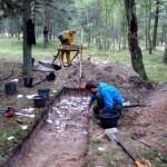 Archeologai perrašo Neringos istoriją