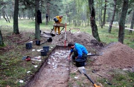 Nidos akmens amžiaus gyvenvietė vėl stebina archeologus savo radiniais. Gyčio Piličiausko nuotraukos