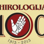 Chirologijai - 100 metų.Tarptautinė konferencija