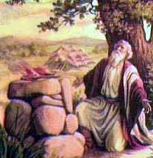 Abraham_Builds_an_Altar_to_Burn_Sacrifices_to_God_001