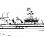 Klaipėda turės naują mokslinių tyrimų laivą